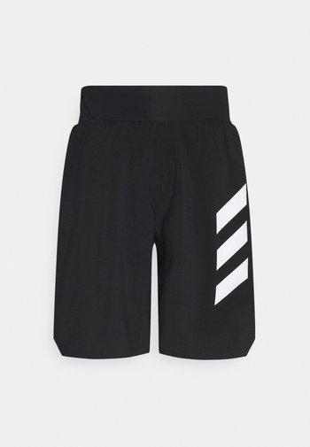 TERREX PARLEY AGRAVIC ALL AROUND - Korte sportsbukser - black/white