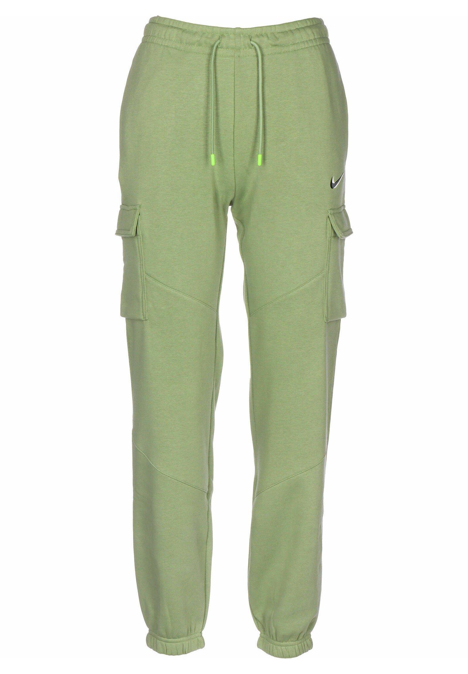 Femme NSW PRINT - Pantalon cargo