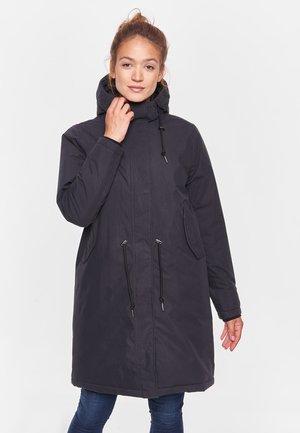 Winter coat - phantom