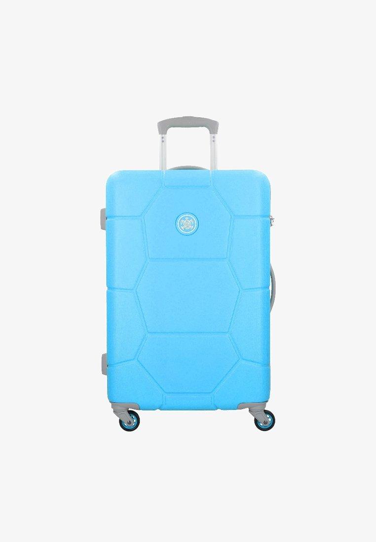 SuitSuit - CARETTA - Wheeled suitcase - peppy blue