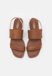 Lauren Ralph Lauren - KARTER - Sandals - tan - 4