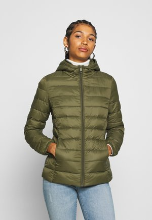 BYIBICO JACKET - Doudoune - olive night