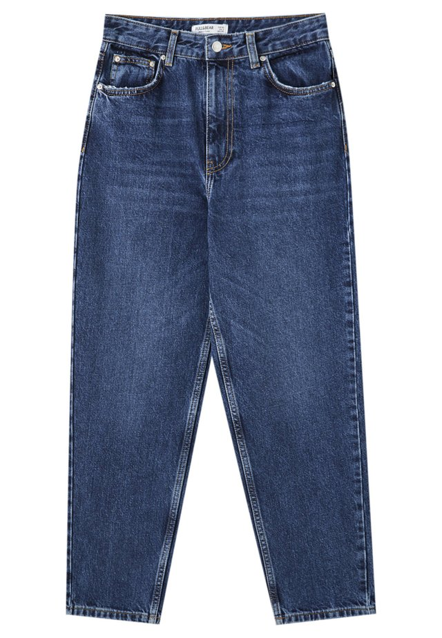 Jeansy Slim Fit - stone blue denim