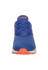 adidas Performance - DURAMO 9  - Neutral running shoes - royal blue/core black/signal coral - 2