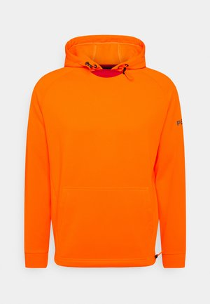 OLLY - Bluza z kapturem - orange