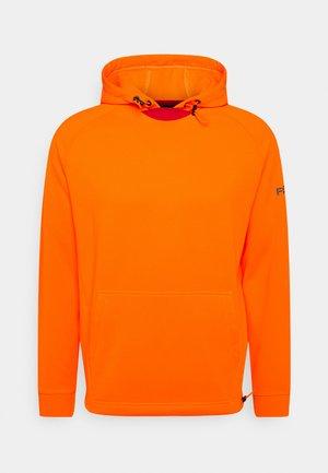 OLLY - Mikina skapucí - orange