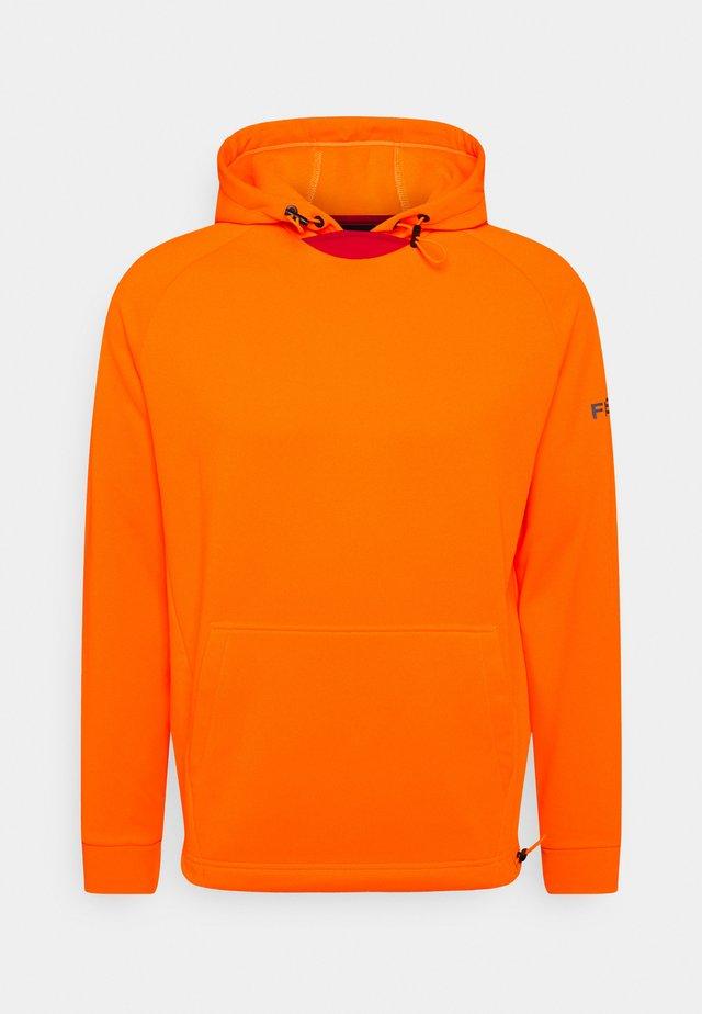 OLLY - Sweat à capuche - orange