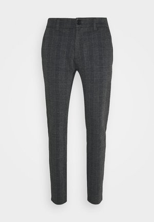 PONTE HEAVY - Trousers - brown