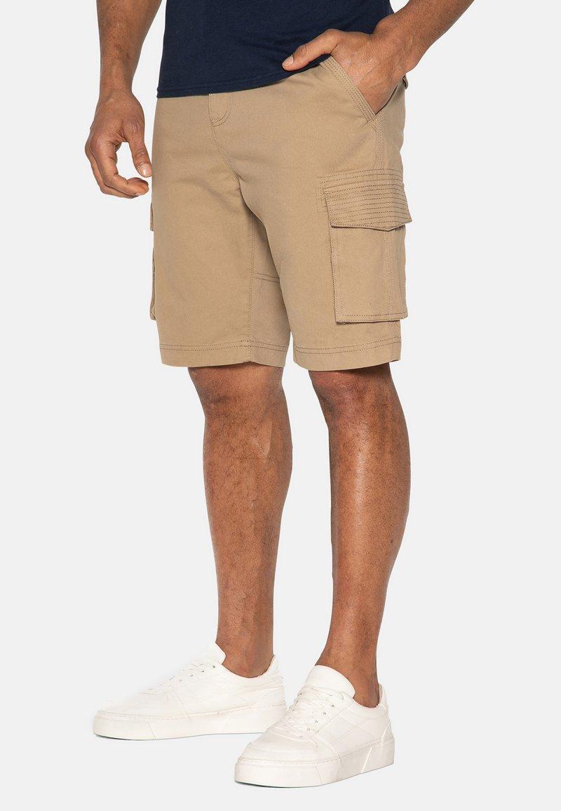 Threadbare - Shorts - stone