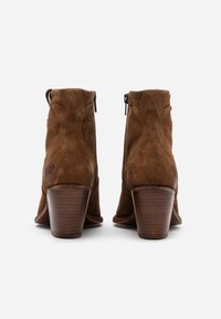 Felmini - LAREDO - Cowboy/biker ankle boot - marvin brown - 3