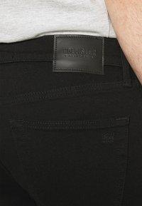 Hollister Co. - CLEAN  - Denim shorts - black - 3