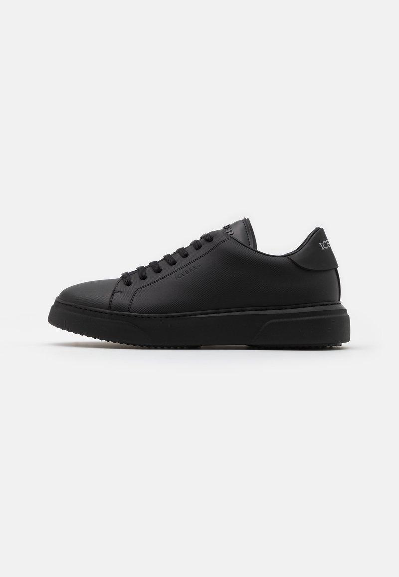 Iceberg - PHANTOM - Sneakers basse - black