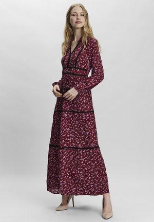 ANCLE - Maxi dress - tibetan red