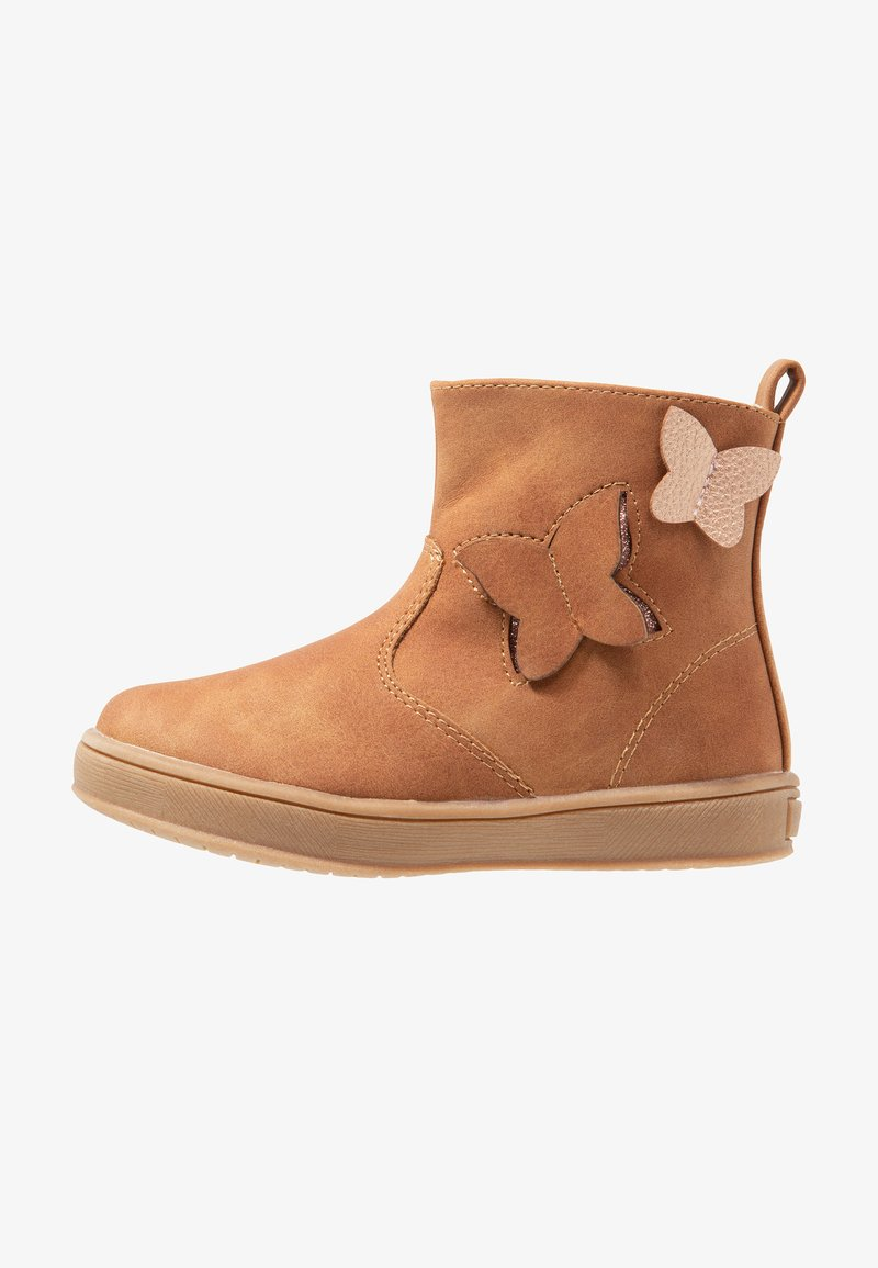 Friboo - Classic ankle boots - cognac