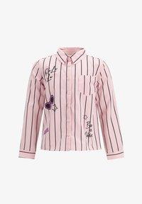 DeFacto - Button-down blouse - pink - 0
