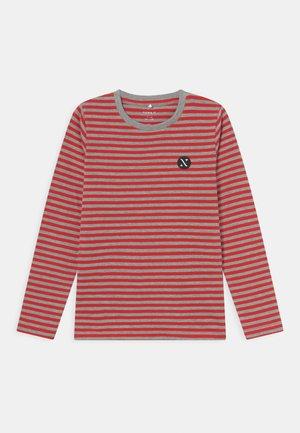 NKNFINNE  - Long sleeved top - red