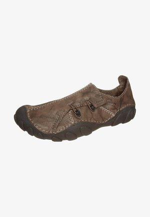 MAMO - Slip-ons - dark brown
