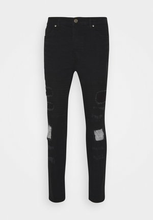 PRINCE - Jeans Skinny - charcoal