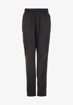 DRY SQAD PANT - Tracksuit bottoms - black/red