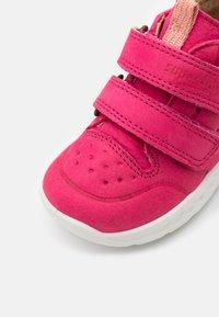 Superfit - BREEZE - Dětské boty - rot/orange - 5