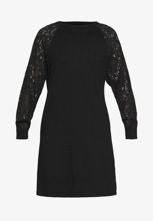 ONLOLIVIA LACE DRESS - Kjole - black