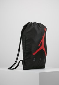 Jordan - AIR GYM SACK - Mochila de deporte - black - 3