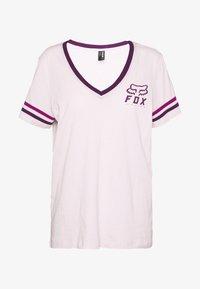 HERITAGE FORGER - T-Shirt print - light pink
