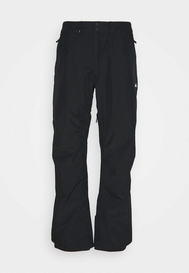 ESTATE - Pantalon de ski - true black