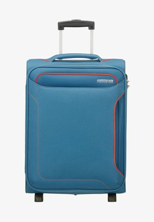 HOLIDAY HEAT - Wheeled suitcase - denim blue