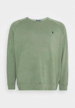 SPA TERRY - Sweatshirt - cargo green