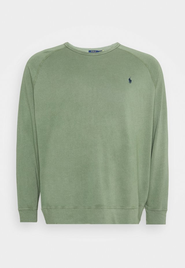 SPA TERRY - Sweatshirt - cargo green