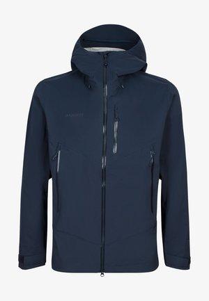KENTO - Hardshell jacket - marine