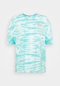 Billabong - TRUE BOY PIPE TEE - Print T-shirt - baja blue - 4