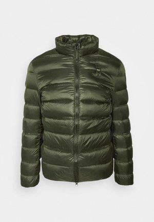 GIUBBINI CORTI  - Down jacket - dark green