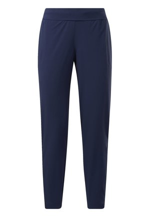 UNITED BY FITNESS WOVEN JOGGERS - Tracksuit bottoms - blue