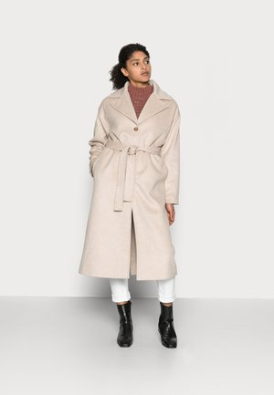 BUSA COAT - Classic coat - oat melange