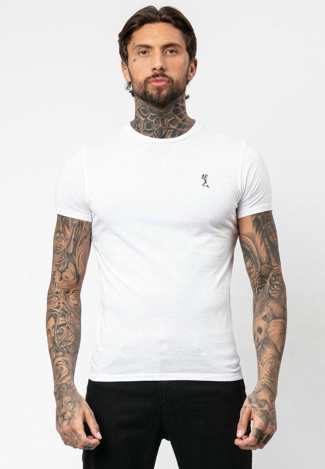 CORE - Print T-shirt - white