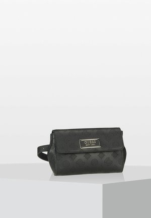 LOGO LOVE - Bum bag - black