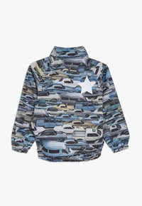 Molo - WAITON - Impermeabile - blue/grey - 2