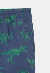 GAP - TODDLER BOY  - Shorts - blue track - 2