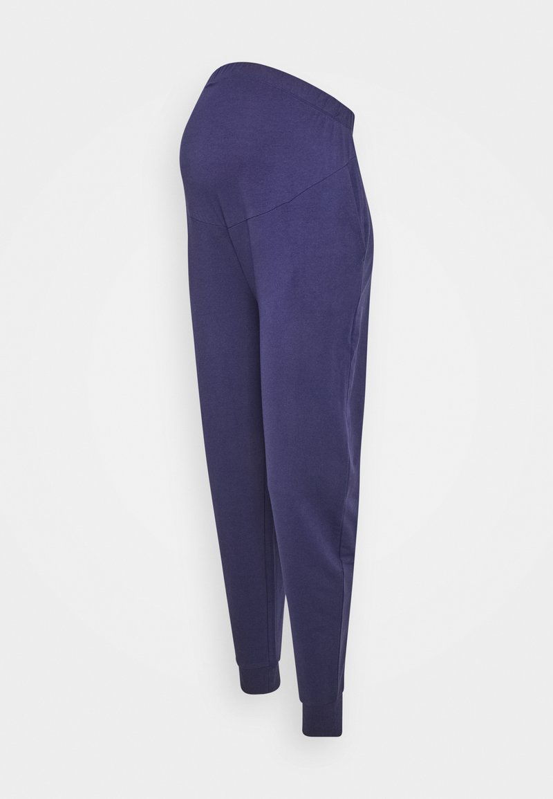 Anna Field MAMA - Tracksuit bottoms - maritime blue