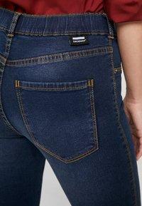 Dr.Denim Petite - PLENTY - Jeans Skinny Fit - pacific dark blue - 4