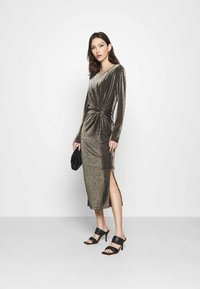 Moves - SHINE - Cocktail dress / Party dress - gold - 1