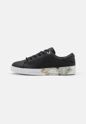 SANZAE - Sneakers basse - black