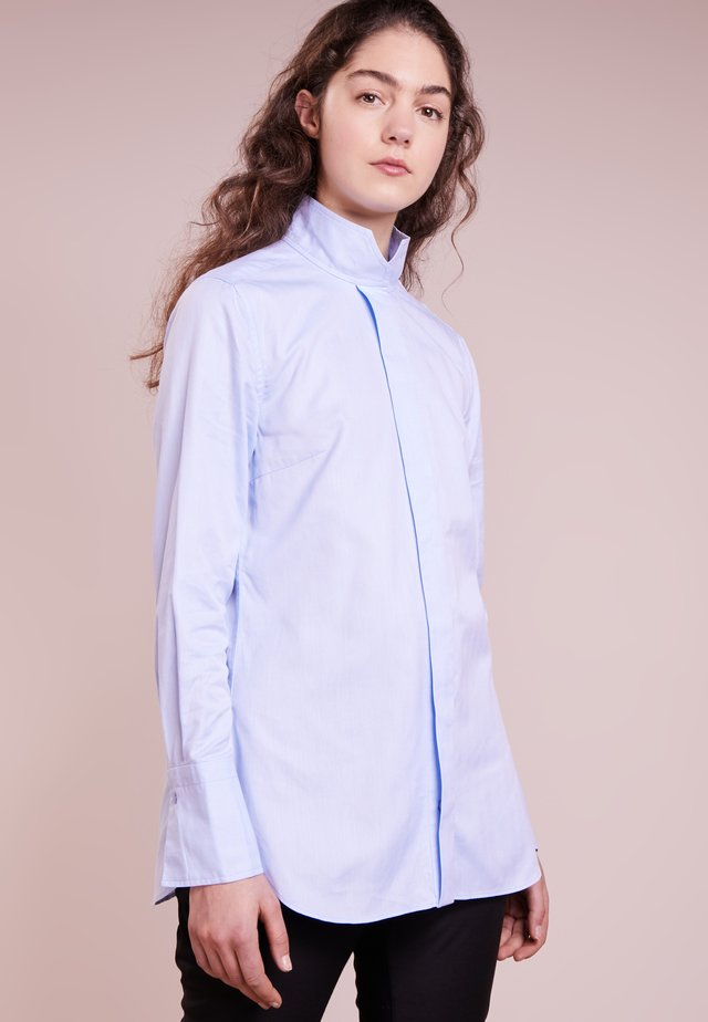 LEIJAI - Button-down blouse - pastel blue
