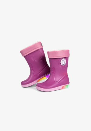 Wellies - purple