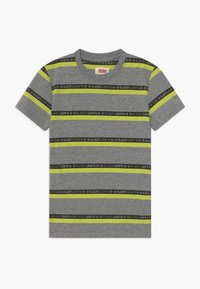 Levi's® - GRAPHIC TEE - T-shirts print - grey heather - 0