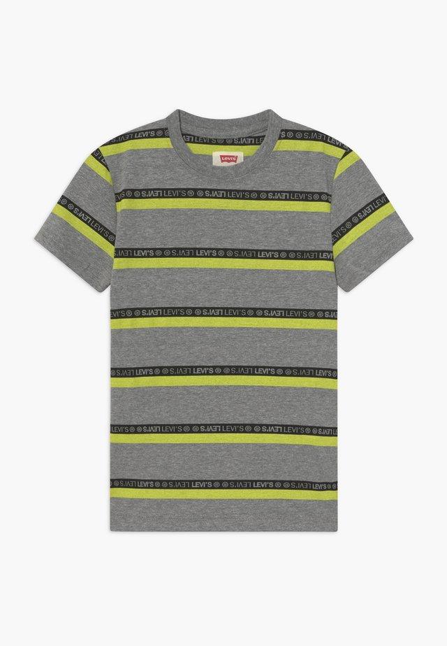 GRAPHICTEE - T-shirt imprimé - grey heather