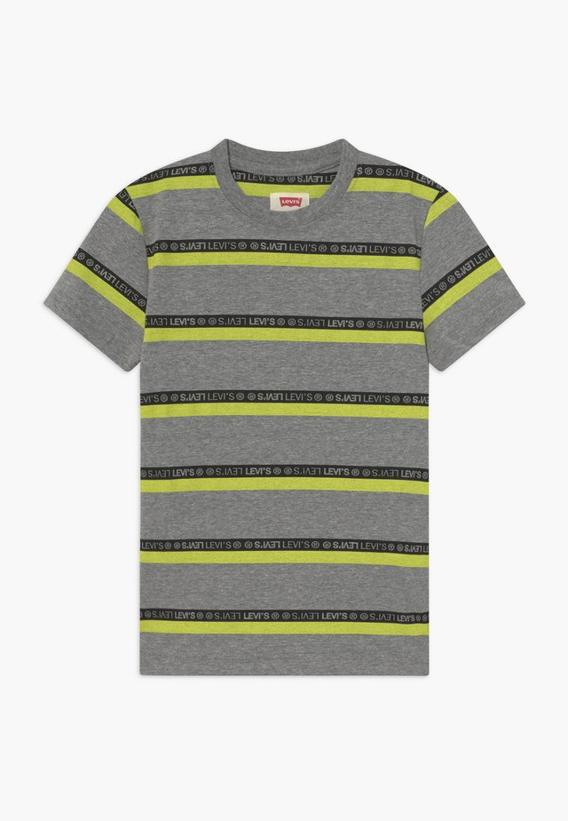 GRAPHICTEE - T-shirt con stampa - grey heather