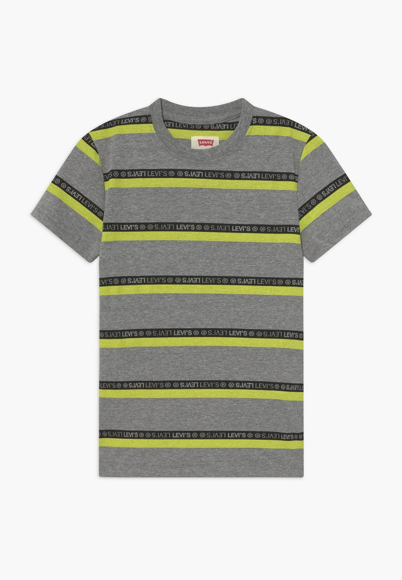 Levi's® - GRAPHIC TEE - T-shirts print - grey heather